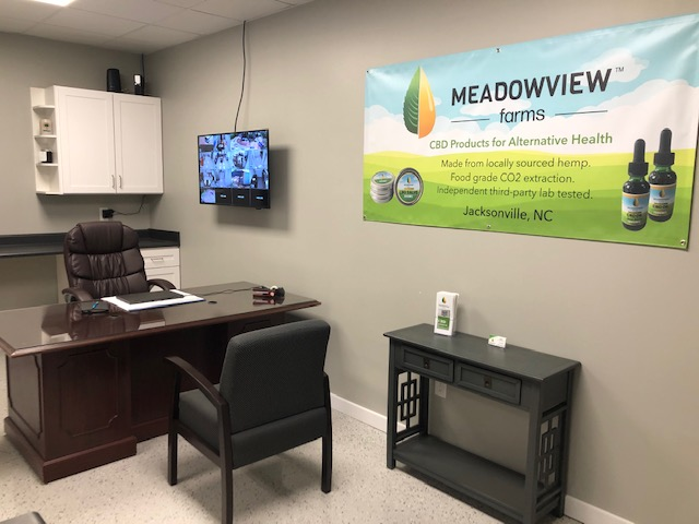 Main Office of Meadowview Farms